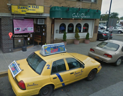Baldwin taxi